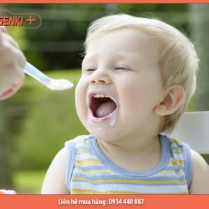 Viatmin GENKI+ Giúp Kích Thích Sự Thèm ăn Tự Nhiên ở Trẻ