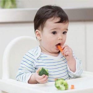 Trẻ ăn Ngậm Phải Làm Sao?