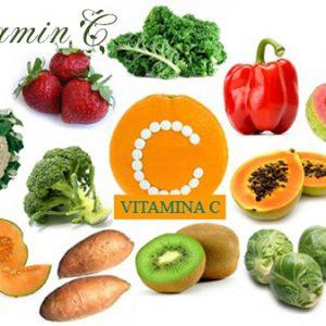 Trẻ Cần Bổ Sung Vitamin C Qua Các Loại Rau Củ.