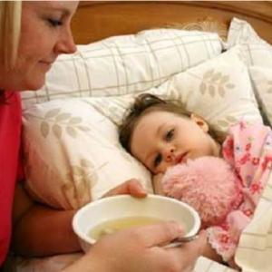 Mẹ Nên Cho Trẻ ăn Cháo Hoặc Súp Khi Trẻ Vừa ốm Dậy
